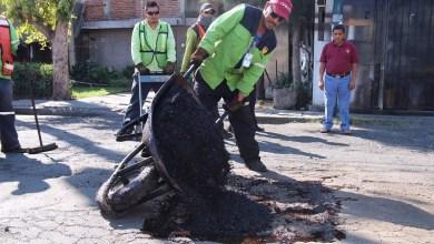 Diversas calles serán intervenidas durante la primera semana de mayo