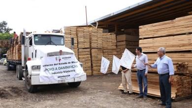 Será enviada al estado de Morelos y la Ciudad de México, para abonar a la reconstrucción y protección de las viviendas dañadas