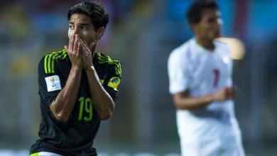 A México de nada le sirvió la etiqueta de favorito y de tener por primera vez en un equipo de esta categoría a cinco jugadores que ya debutaron en la primera división