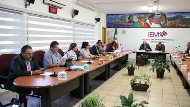El Consejero Presidente, Ramón Hernández Reyes, indicó que estas modificaciones se publicarán en tiempo y forma en la página de internet del lEM y propuso que, en el documento que se publique, se precisen los plazos modificados y la fecha de modificación