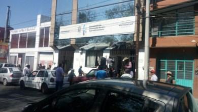 Los manifestantes se retiraron tras ser atendidos por funcionarios de la Sedrua