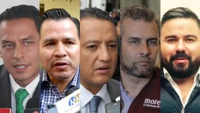 Esos son los perfiles que se mueven, como casi seguros candidatos a la diputación local por Morelia Suroeste. No descarto sorpresas de último momento, pero las veo poco probables.