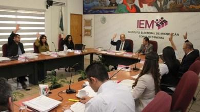Por otro lado, se aprobó el calendario de actividades, así como la convocatoria para el nombramiento del Concejo Mayor Comunal de Municipio de Cherán