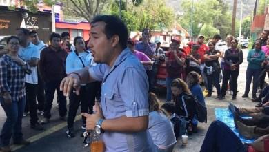 Continúa su lucha para la destitución inmediata de la directora, Cristina Salceda Pimentel
