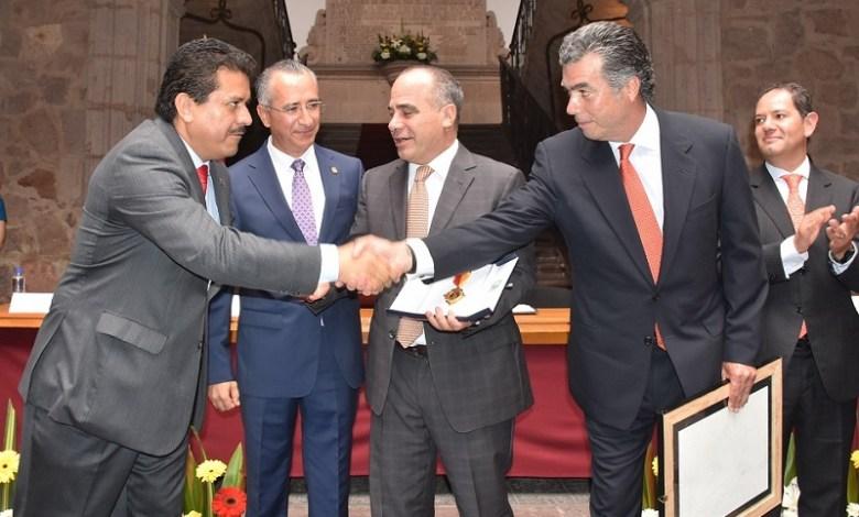 El legado de José María Morelos y Pavón, sigue inspirando la lucha por instituciones más democráticas, señaló el diputado Presidente de la Mesa Directiva del Congreso de Michoacán