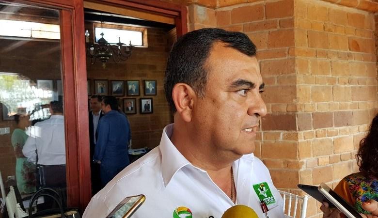 Constantino Ortiz llama extremar medidas preventivas y combativas para que esto no suceda más en contra de ningún ciudadano