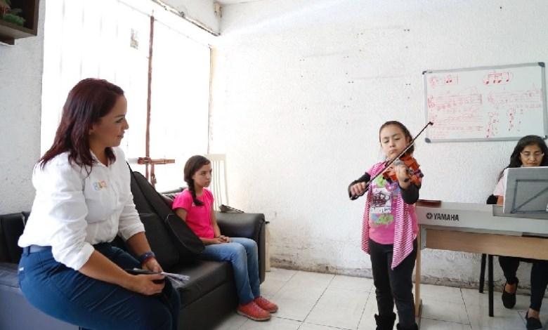 Andrea Villanueva refrendó que su principal motivación, es brindarle a esta ciudad y a todo el estado, una nueva visión sobre la importancia de cuidar y proteger a nuestros niños y jóvenes
