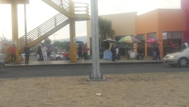 Se quejan morelianos de incremento de vendedores ambulantes en Morelia donde antes no había