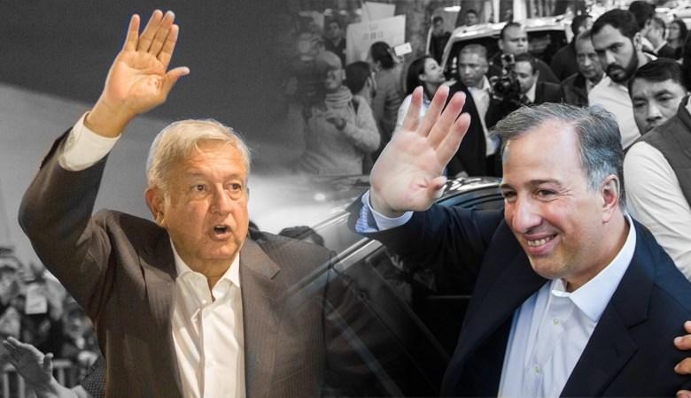 ¿A quién lo acompañarán más los michoacanos? Porque los bots no van a mítines ni votan. (FOTO: ADN POLÍTICO)