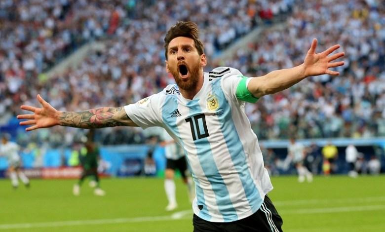 El gol de Messi fue el número 100 del torneo. Messi es también el tercer argentino que marca en tres Mundiales, siguiendo los pasos de Diego Maradona y Gabriel Batistuta.