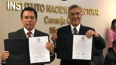 Como se recordará, Cristóbal Arias encabezó la segunda fórmula en la planilla de candidatos al Senado de la coalición Juntos Haremos Historia (Morena-PT-PES) en Michoacán