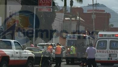Al hecho ocurrió minutos después de las 16:00 horas, cuando los tres hombres se encontraban afuera de un negocio ubicado en la Avenida Latinoamericana y fueron interceptados por desconocidos que presuntamente les exigieron la entrega del dinero en efectivo que llevaban en una bolsa