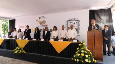 Domínguez López señaló que el Ejecutivo a cargo de Aureoles Conejo, propicia la construcción de redes con las municipalidades para mejorar el intercambio de información y ser más eficientes