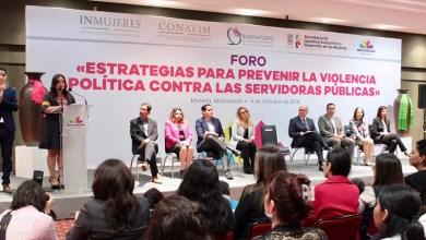 Al inaugurar el evento, la titular de la Seimujer, Nuria Gabriela Hernández Abarca, indicó que las pasadas elecciones en el estado marcaron un cambio en la vida democrática de Michoacán