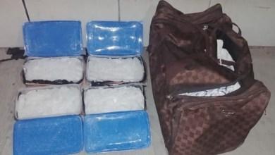 La sustancia granulada será puesta a disposición, en tanto el personal de la Policía Michoacán ya estableció un dispositivo de búsqueda del responsable