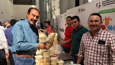 Jaime Rodríguez López, delegado federal de la SAGARPA en el estado, mencionó que este espacio se celebró con el objetivo de promover una vinculación sólida entre productores y comercializadores michoacanos