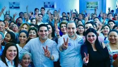El PAN buscará conjuntar a toda la oposición para defender las instituciones y las libertades: Marko Cortés