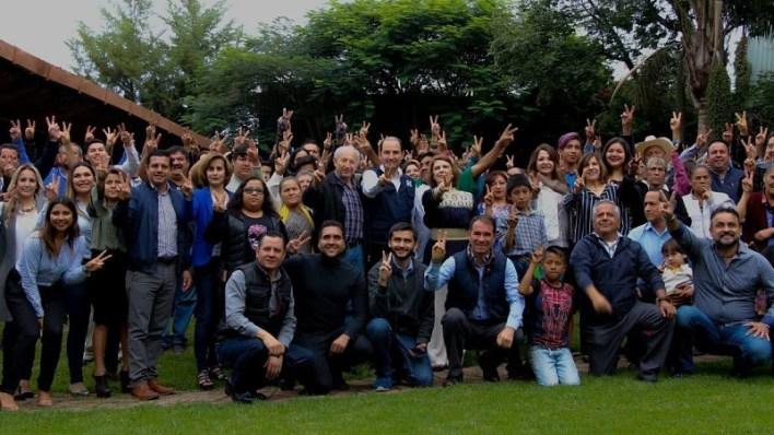 El PAN demanda total transparencia en la cancelación caprichosa del proyecto: Marko Cortés