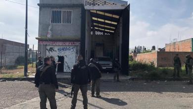 Hidrocarburo, vehículos e inmueble fueron asegurados y puestos a disposición del Fiscal de la Federación por efectivos de la Agencia de Investigación Criminal, en Morelia