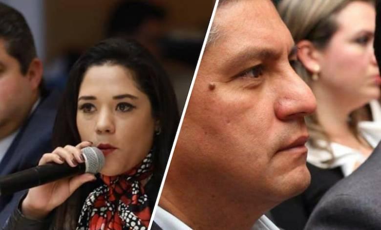 Al ex rector, Medardo Serna González, dijo la líder cenopista, no solo le faltó capacidad para afrontar la grave crisis de la máxima casa de estudios