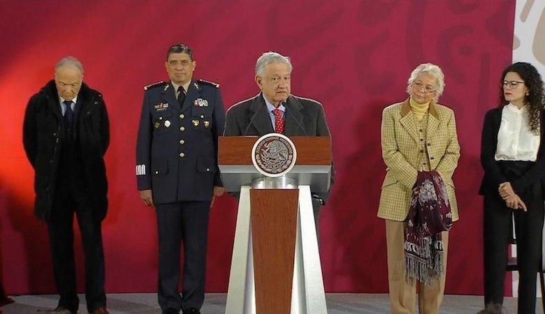 López Obrador dijo que el próximo lunes hará un recuento de los avances de su plan para terminar con la sustracción ilegal de combustible de Pemex