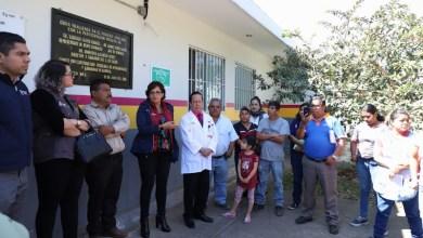 La visita de la titular de la institución, Diana Carpio Ríos, se da en cumplimiento a un acuerdo establecido con el Consejo Supremo Indígena