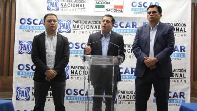 Urge dar solución al problema educativo y que Morena saque las manos: Óscar Escobar Ledesma