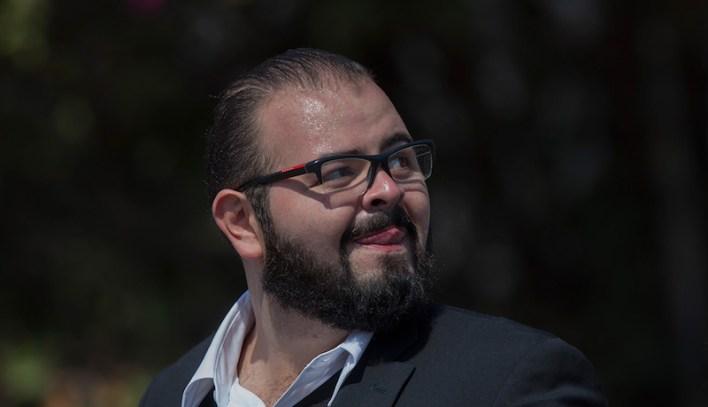 Rodrigo Vallejo se encuentra preso en el Centro Federal de Readaptación Social número 12 de Guanajuato, acusado del delito de delincuencia organizada