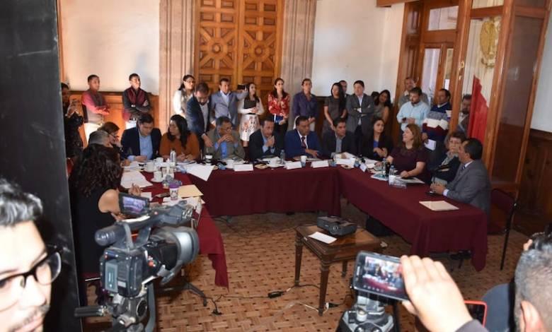 Comparecieron ante comisiones unidas de Justicia y Gobernación 32 aspirantes