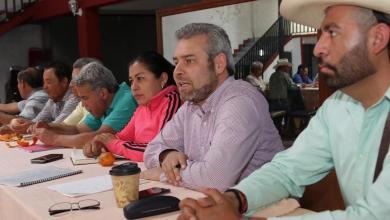 Alfredo Ramírez informó que Morena impulsa en el Congreso del Estado una iniciativa de presupuesto participativo