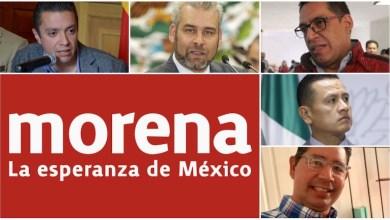 Los suspirantes, Morena, Morelia