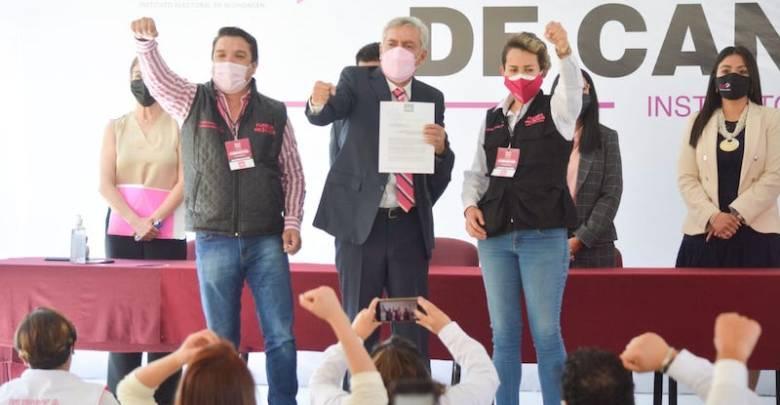 Cristóbal Arias, Fuerza por México, IEM