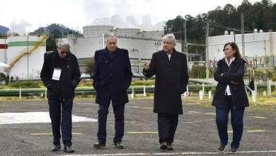 Andrés Manuel López Obrador, Manuel Bartlett Díaz, Rocío Nahle García