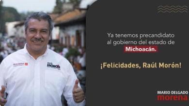 tuir, Mario Delgado, Raúl Morón