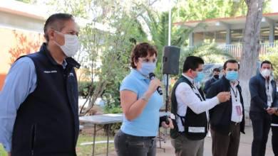 Diana Carpio Ríos, SSM, vacuna