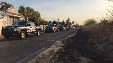 Policía Michoacán, Aguililla