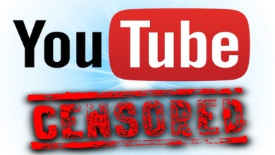 YouTube, Censura