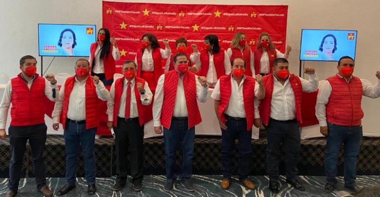 candidatos a diputados federales, PT, Michoacán