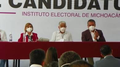 Blanca Piña Gudiño, Raúl Morón