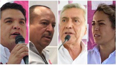Los suspirantes, Fuerza por México