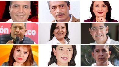 Los suspirantes, Morena, PT, Morelia