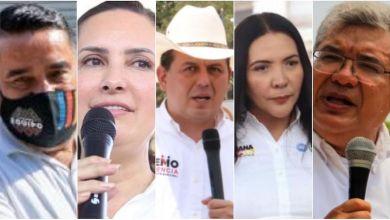Los suspirantes, Michoacán