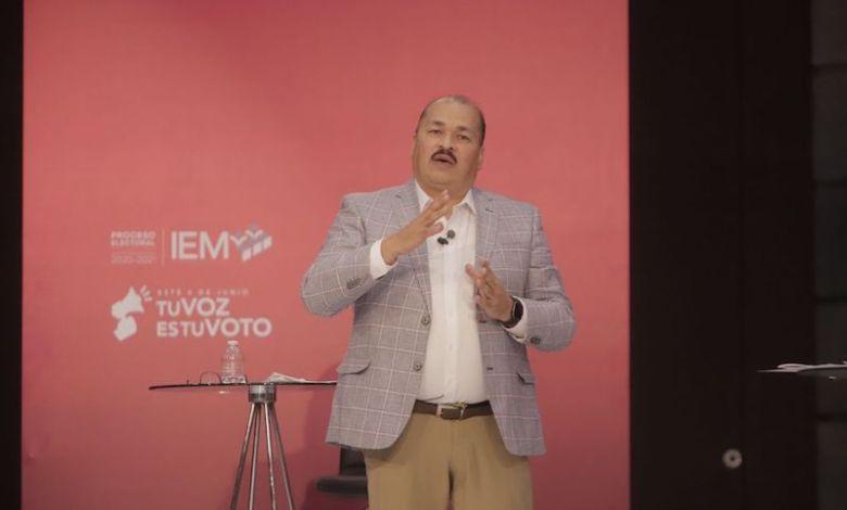 Abraham Sánchez Martínez, debate