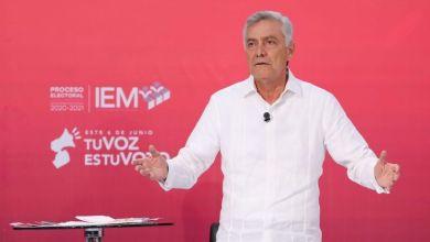 Cristóbal Arias, debate