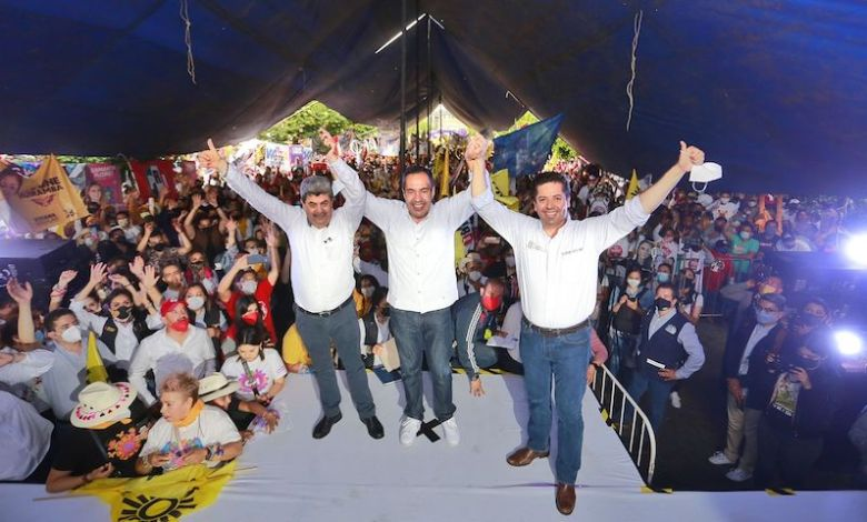 Carlos Herrera, Pátzcuaro