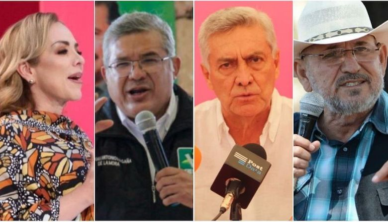 candidatos, Michoacán