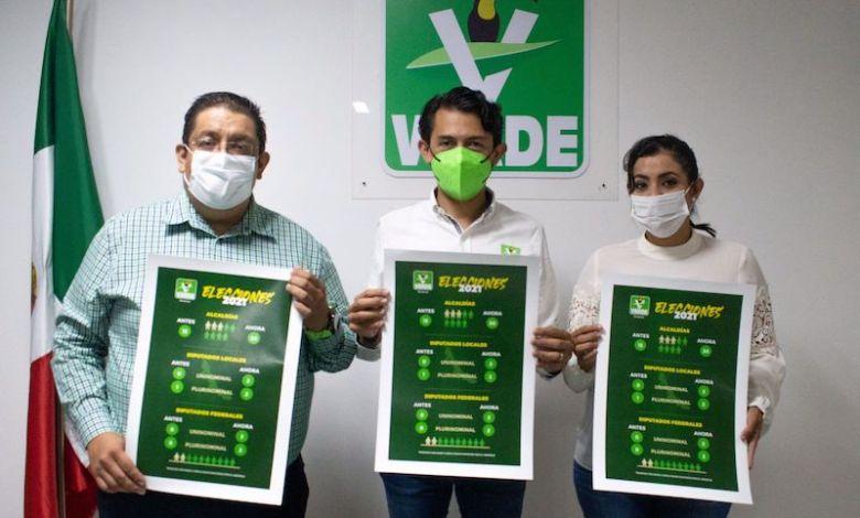 PVEM, Veracruz
