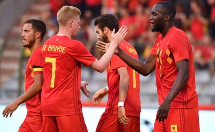 selección nacional, futbol, Bélgica