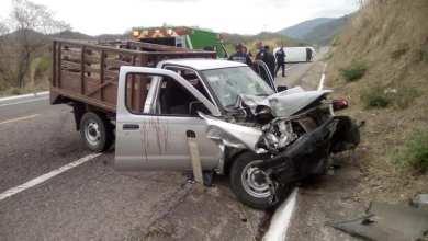choque, accidente, Autopista Siglo XXI