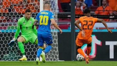 Holanda, Ucrania, Eurocopa